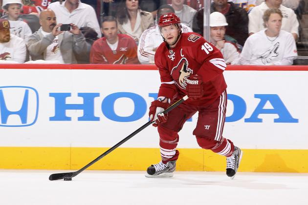 Phoenix Coyotes: 5 Most Memorable Players in Team History