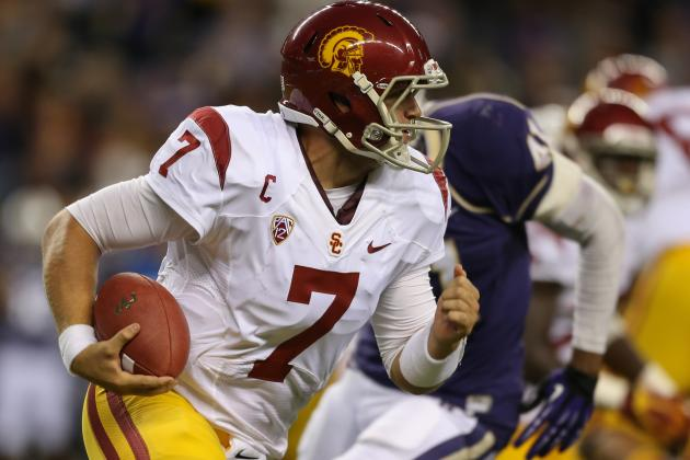 USC Football: A Look at the 2nd Half of the Trojans' Season