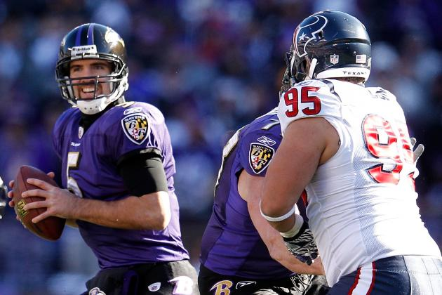 Ravens vs. Texans: 10 Keys to the Game for Houston