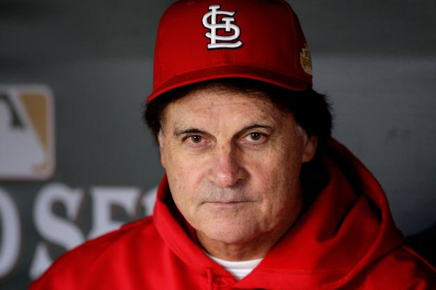 B/R Exclusive Interview with Tony La Russa