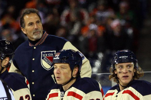NHL Speculation: 5 Coaches on the Hot Seat If/When the Season Starts