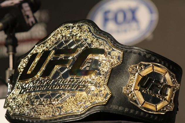 UFC Fighters with the Most Championship Appearances