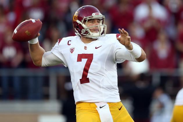 2013 NFL Mock Draft: Week 8 Edition