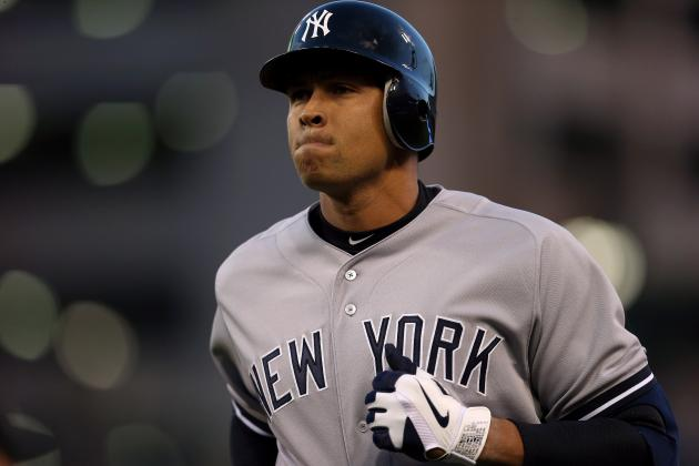 Power Ranking Alex Rodriguez's Worst Yankee Postseasons
