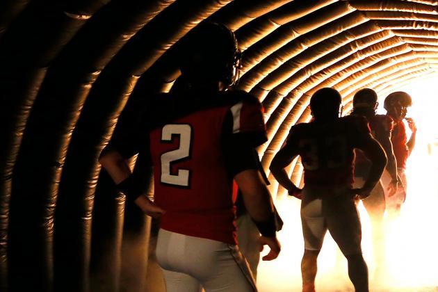 Atlanta Falcons: 4 Desperate NFC Teams Loom Large on Schedule