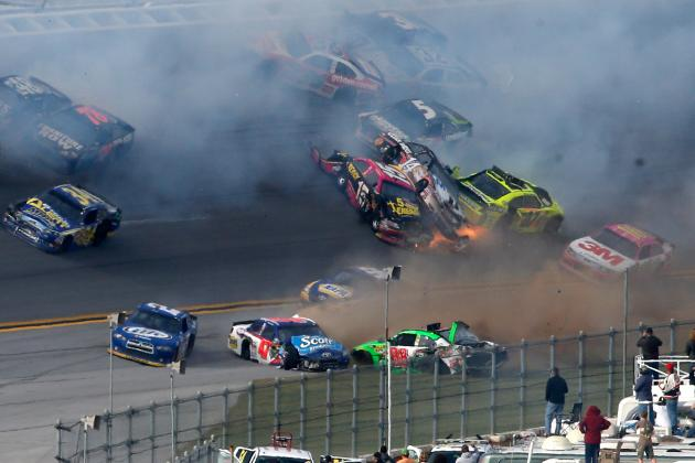 Ranking the 15 Biggest Pileups in NASCAR History