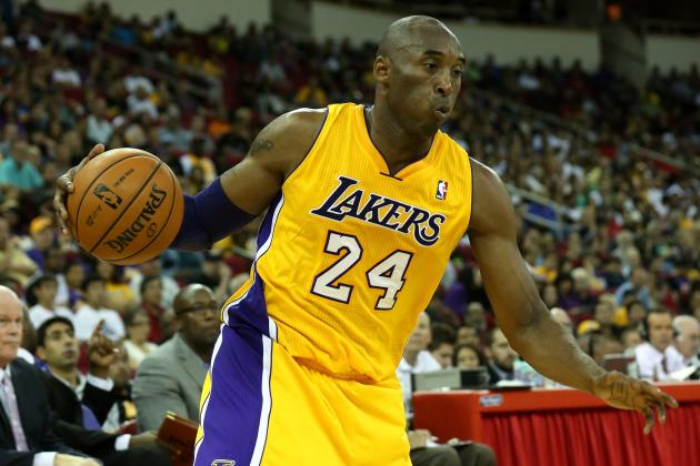 Projecting the LA Lakers Opening Day 10-Man Rotation