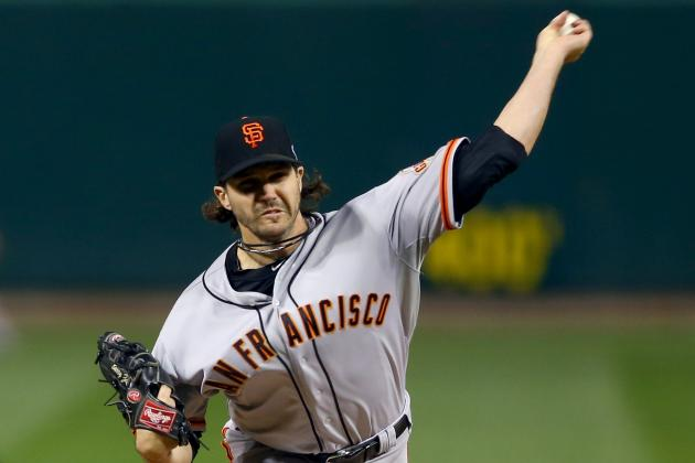 San Francisco Giants vs. St. Louis Cardinals: Team Grades for NLCS Game 5