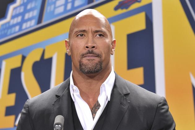 Heat Between the Rock & HBK, The Rock's Return and WM 29 Matches