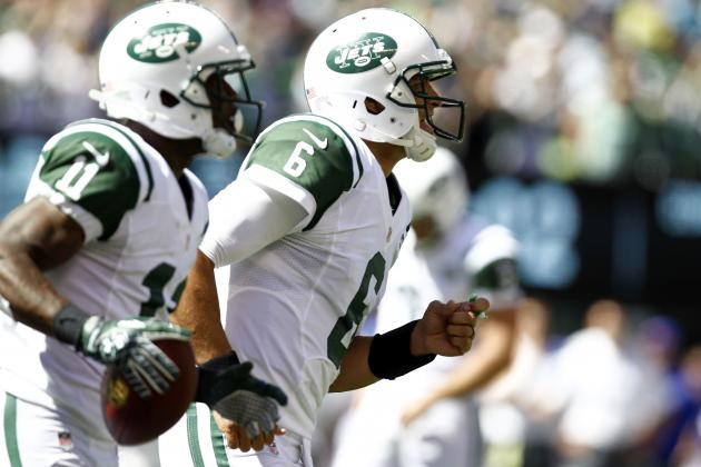 New York Jets: 10 Players to Watch in Week 7