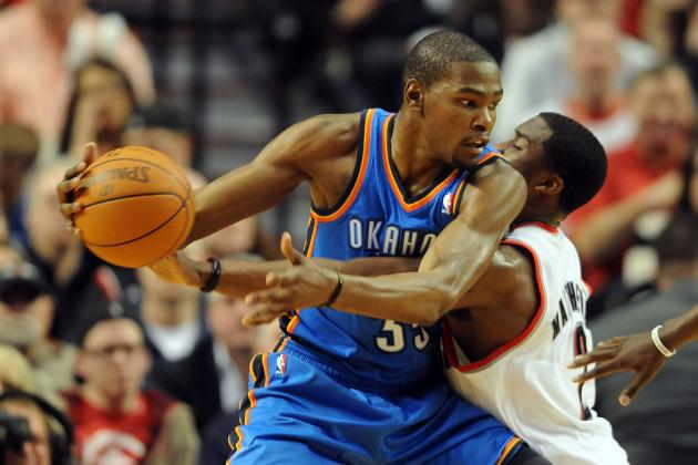 Top 5 Rivalry Candidates for Portland Trail Blazers in 2013