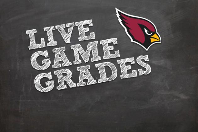 Arizona Cardinals vs. Minnesota Vikings: Live Game Grades and Analysis