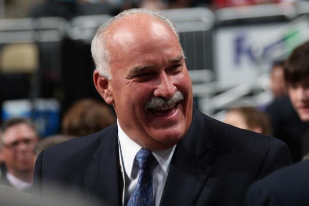 Columbus Blue Jackets: 5 Reasons John Davidson Can Help the Team