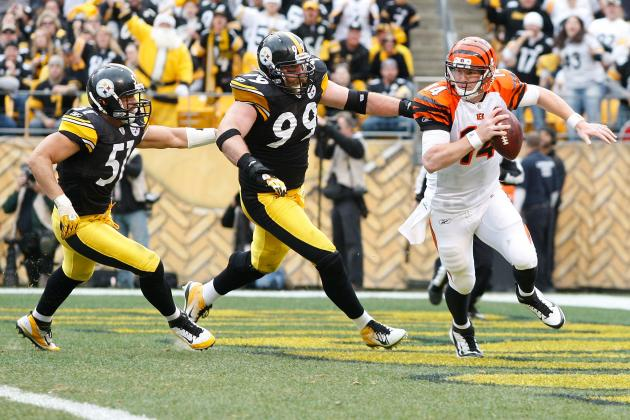 Cincinnati Bengals vs. Pittsburgh Steelers: 5 Pivotal Matchups in Week 7