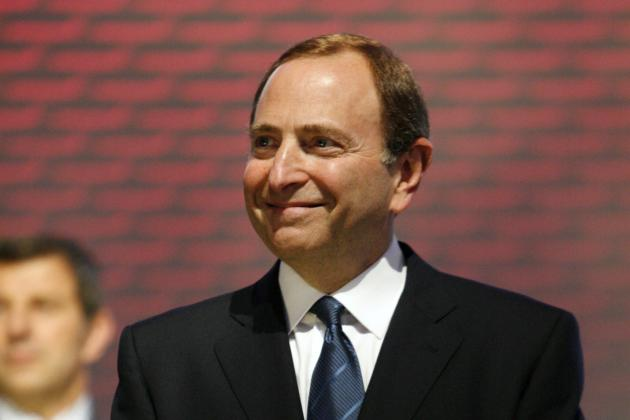NHL: Eight Biggest Foot-in-Mouth Moments from Commissioner Gary Bettman's Reign