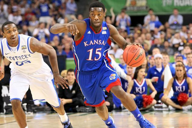 Kansas Jayhawks Basketball: NBA Prospects on 2012-13 Roster