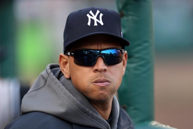 Alex Rodriguez Rumors: Top 5 Yankees Third Base Targets If A-Rod Is Traded