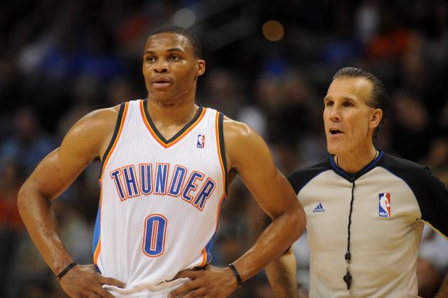 The 5 Most Overrated Oklahoma City Thunder Players of All Time