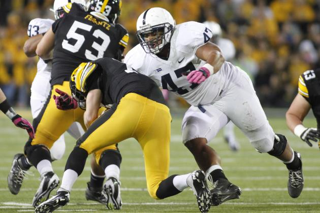 Iowa Football: 10 Things We Learned from the Hawkeyes Loss to Penn State