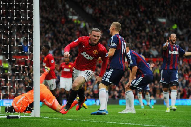 Manchester United: 5 Tactical Takeaways from the Win Against Stoke City