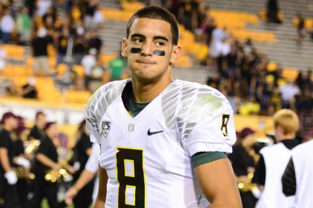 Oregon Football: Winners and Losers from the Week 8 Game vs. Arizona State
