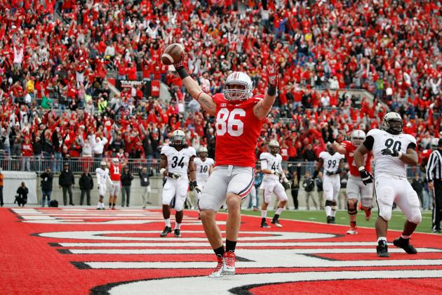 Purdue at Ohio State: Post Game Grades for Buckeyes Win over Boilermakers