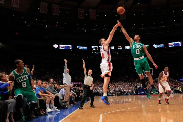 The 10 Best 3-Point Shooters in the NBA