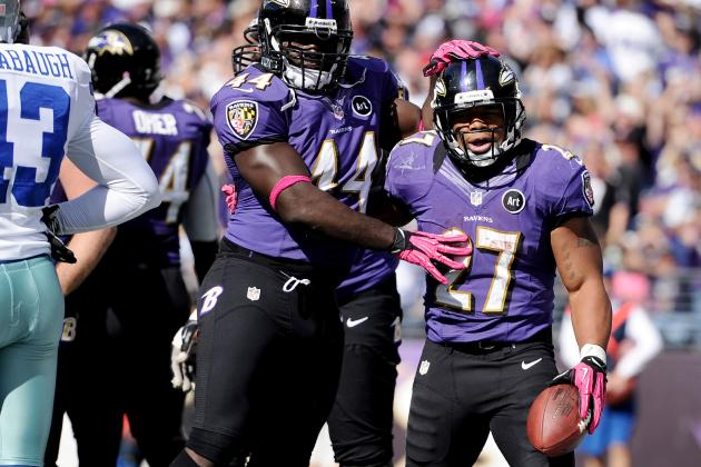 Ravens vs. Texans: 5 Most Important Ravens in Week 7 Game