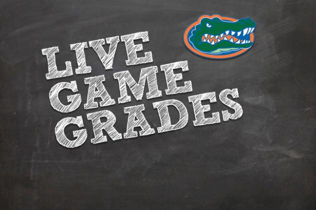 South Carolina vs. Florida: Post Game Grades for Gators Win vs. Gamecocks