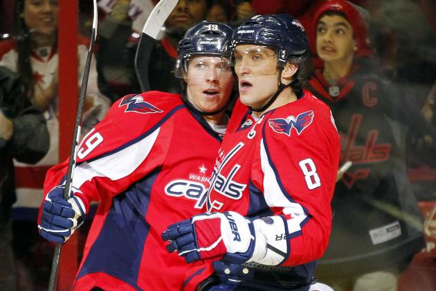 5 Washington Capitals Who Won't Be on the Team When Season Starts