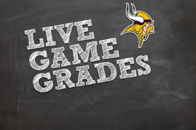 Cardinals vs Vikings: Final Report Card, Player Grades for Minnesota