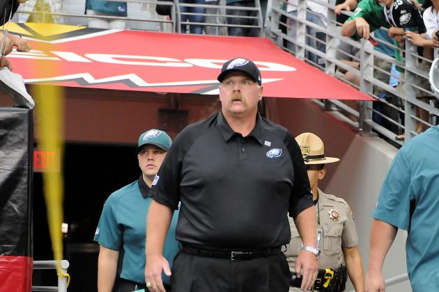 Who Could Replace Andy Reid If He Gets Fired?