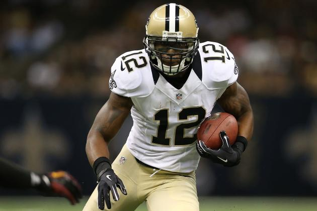 Fantasy Football: Top 5 Wide Receivers in NFL Week 7