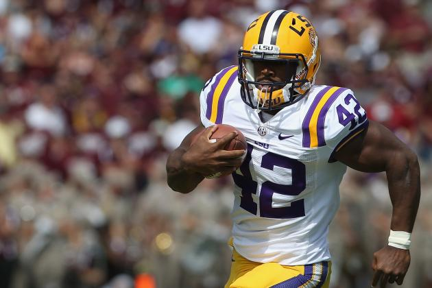 LSU Football: 10 Things We Learned from the Tigers'  Win vs. Texas A&M