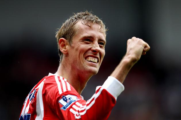 Peter Crouch and the 15 Most Awkward Soccer Players in the World
