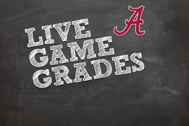 Alabama vs. Tennessee: Postgame Grades from the Crimson Tide's Win vs. the Vols