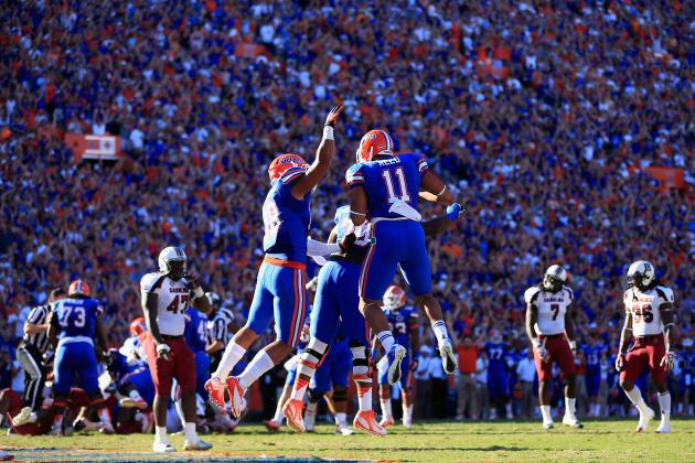 Florida Football: 10 Things We Learned from the Gators Win vs. South Carolina