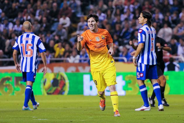 Deportivo La Coruña vs. Barcelona: 10 Points of Discussion from the Shootout