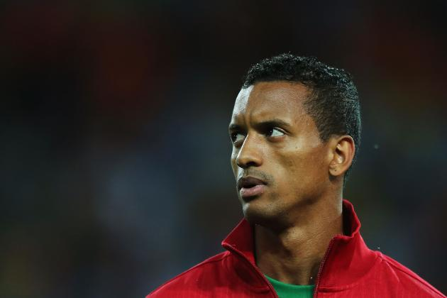 Manchester United: 6 Clubs Nani Could Move To in January Transfer Window