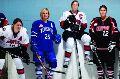 2012-13 CWHL Preview