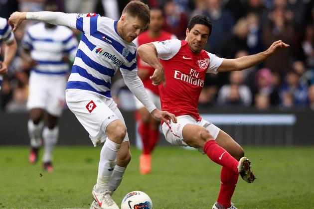 Queens Park Rangers: 5 Areas Mark Hughes Must Exploit to Beat Arsenal