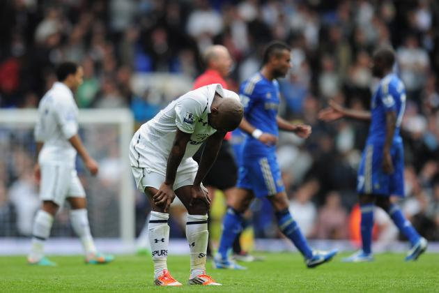 Tottenham 2-4 Chelsea: Rating Every Spurs Player in Their Home Loss to Chelsea