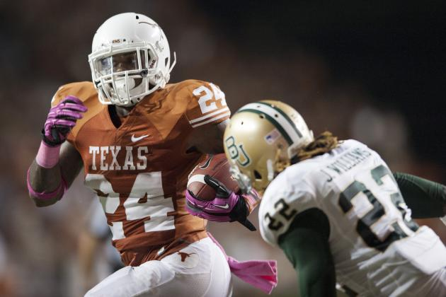Texas Football: 10 Things We Learned from the Longhorns' Win vs. the Bears