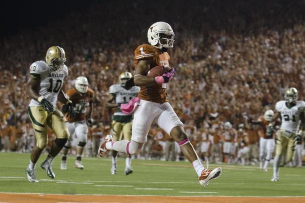 Texas Football: Winners & Losers from the Week 8 Game vs. Baylor
