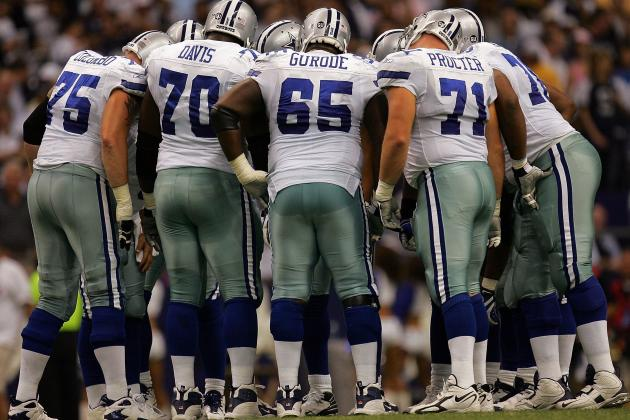 Dallas Cowboys: Top 10 All-Time Offensive Linemen