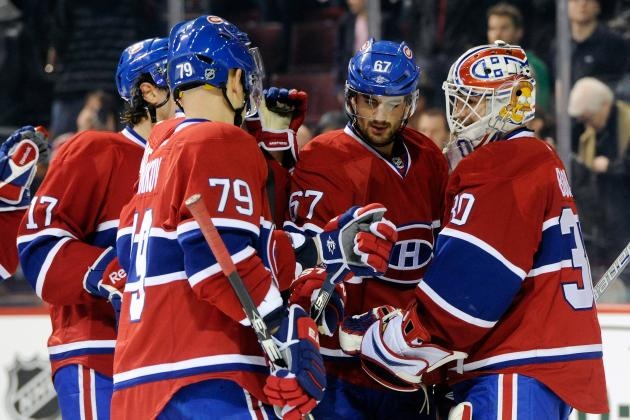 Montreal Canadiens: Top 5 Ways the 2012-13 Habs Are Better off Than Last Season