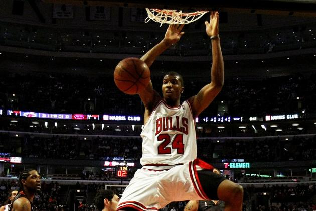 The Top 7 Most Amazing Dunkers in Chicago Bulls History