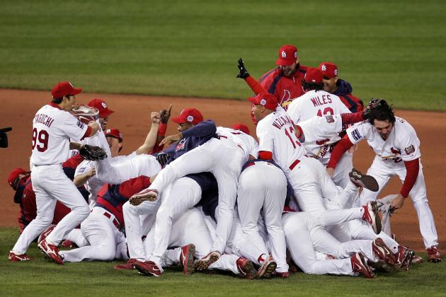 The 10 Worst MLB Teams Ever to Win the World Series
