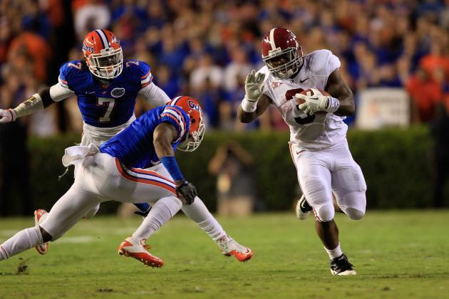 Alabama Football: Why Florida Would Be a Tougher Test Than LSU for Tide