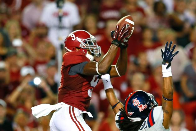 Power Ranking 10 Most Important College Football Freshmen for Week 9